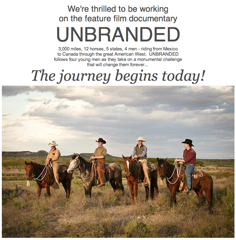 Unbranded - The Journey Begins