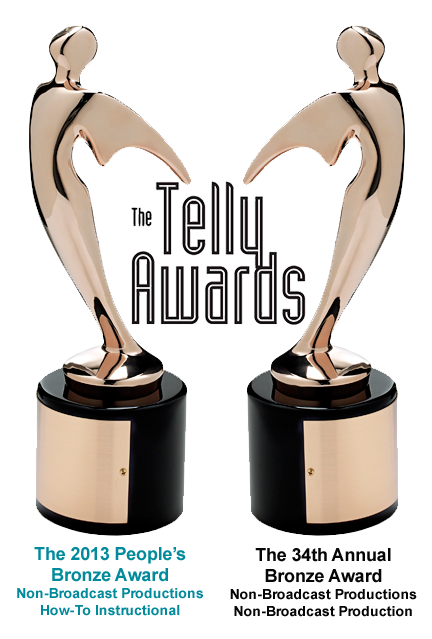 7 Clinics with Buck Brannaman wins 2 Telly Awards