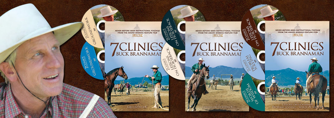 7 Clinics with Buck Brannaman