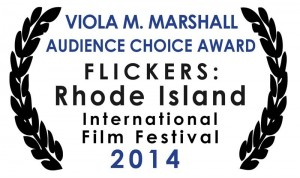 Dogs on the Inside, Audience Appreciation Award Rhode Island International Film Festival, 2014