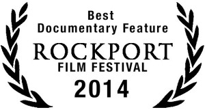Rockport Film Festival Best Documentary Feature 2014