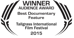 Tallgrass International Film Festival 2015 Audience Award Winner