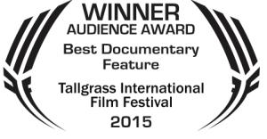 Tallgrass International Film Festival 2015 Audience Award Winner