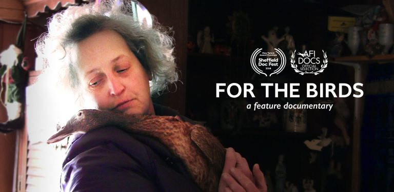 For The Birds feature documentary film poster